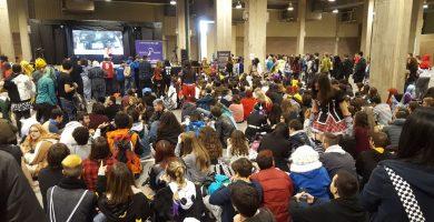 Feria Valencia acoge una nueva edición del Salón del Manga