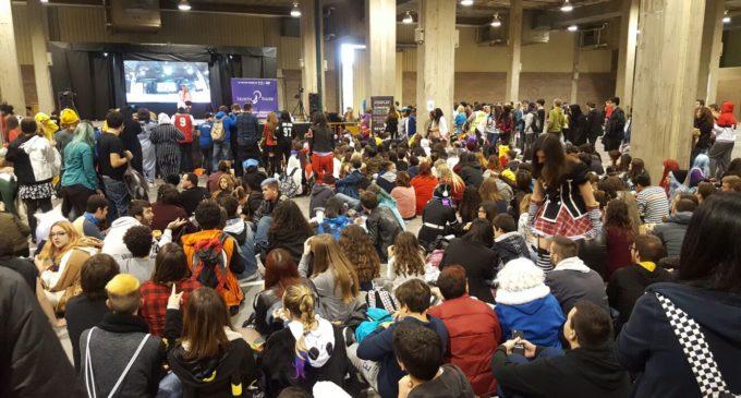 Todo un éxito la nueva edición del Salón del Manga de Valencia