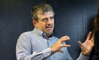 Josep Bort viatja a Madrid per participar en el Congrés Nacional de Medi Ambient