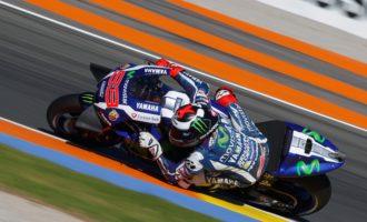 Lorenzo lidera amb autoritat la primera jornada d'entrenaments de MotoGP