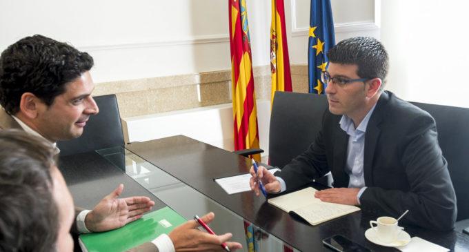 La Diputació destina 60.000 euros a millorar la seguretat en la carretera entre la Font d'en Carròs i Oliva