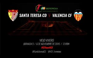 Santa Teresa CD vs Valencia CF Femení