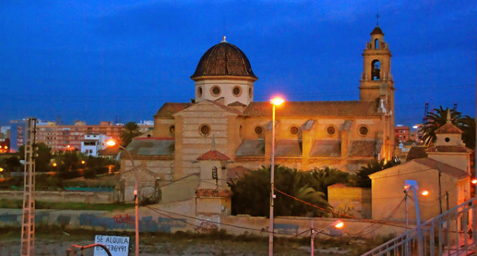 Natzaret reclama que s'amplie el Jardí del llit del riu Túria fins al 'Puente de Astilleros'