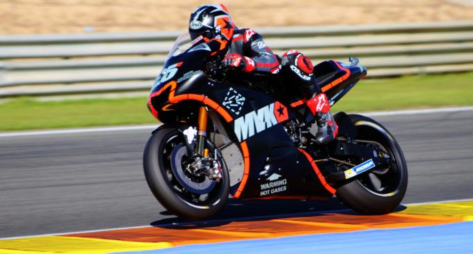Viñales debuta en Yamaha amb el millor temps en el Ricardo Tormo