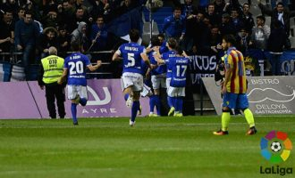 El Levante suma la seua segona derrota de la temporada davant de l'Oviedo