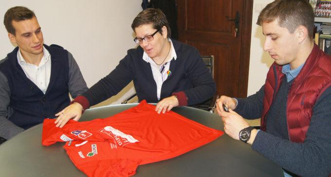 Els campions individuals d'Escala i Corda i Raspall destaquen el suport de la Diputació a la pilota