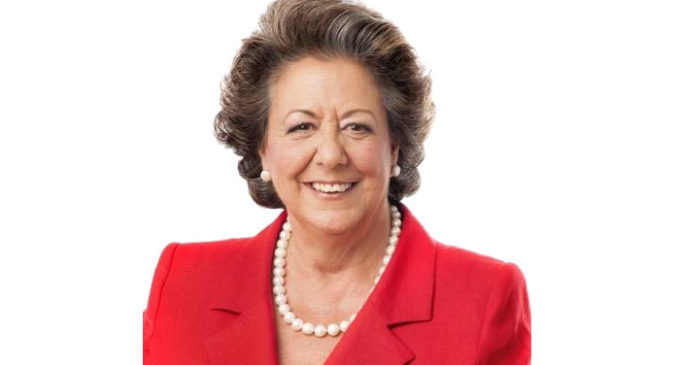 Rita Barberá, geni i figura...