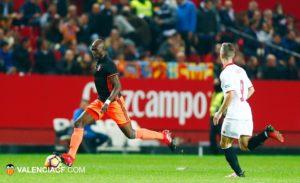 Sevilla Valencia resultado