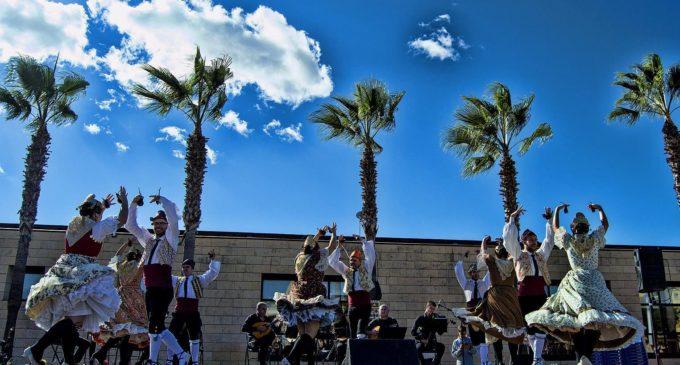 La Trobada de Folklore arriba a la ciutat de València