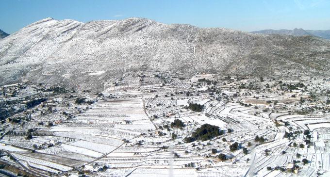 Obres Públiques engega la campanya d'hivern per a actuar davant incidències per neu i gel en les carreteres de la Generalitat