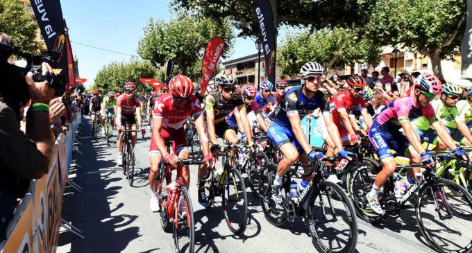 Llíria viu la gran festa de la Volta Ciclista a Espanya