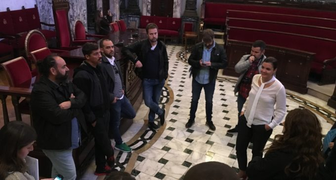 Turisme València ensenya València i la seua província a dotze productores de cinema publicitari
