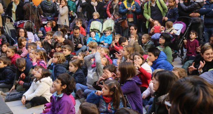 L'Àrea de Cultura anima el Nadal amb lúdiques activitats per al públic familiar