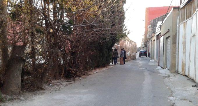 Comencen les obres de condicionament dels carrers Sant Salvador-Caroig a Castellar-Oliveral
