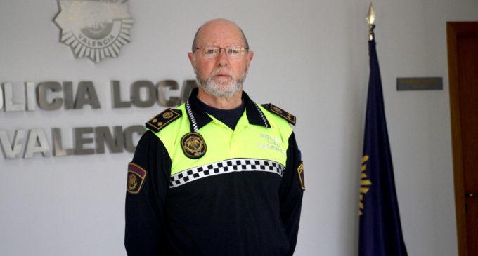 Menguzzato agraïx a Herrera el treball al capdavant de la Policia Local i proposa José Serrano com a cap de departament