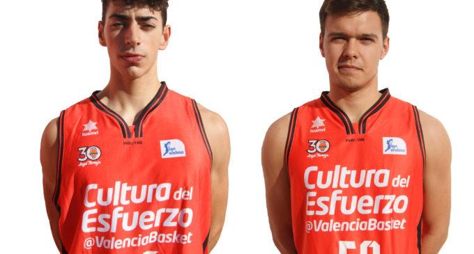 Josep Puerto i Emil Savic, convocats per a l'Europeu U18M de Turquia