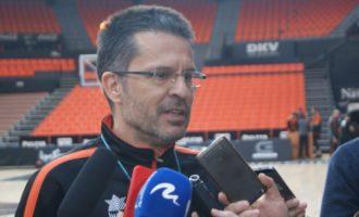 """Pedro Martínez: """"Estan els 12 jugadors, no en la forma perfecta, però útils per a jugar"""""""