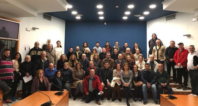 L'Ajuntament lliura les claus als nous titulars de la xarxa d'horts urbans