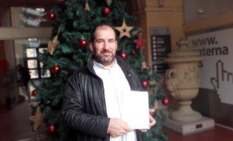 El Pare Noel portarà els regals a casa dels xiquets i xiquetes paterneres