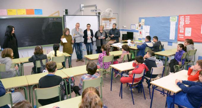 Taller de promoció de l'agricultura ecològica per a l'alumnat del CEIP L'Horta