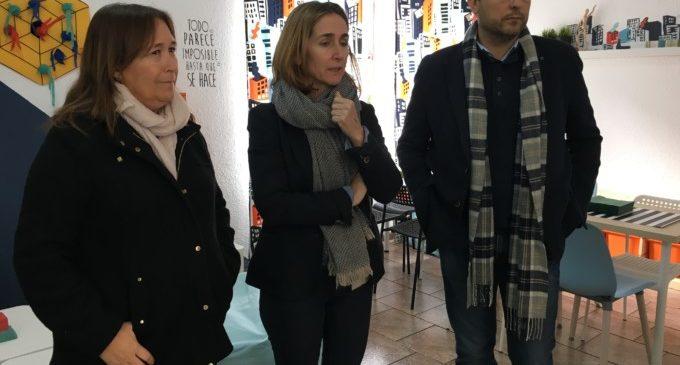 """L'Ajuntament d'Alfafar inaugura les """"Aules Col·labora"""" del barri Orba"""
