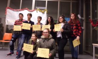 Paterna premia als millors joves creadors i autors dels seus concursos de Comic i Literatura