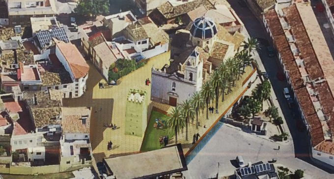 La Diputació col·labora amb Godelleta en la restauració de la Torre Àrab i el seu entorn
