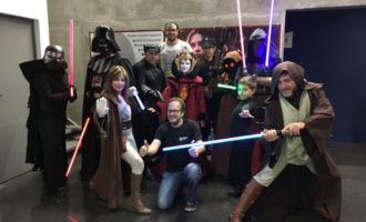 Gran éxito de las I Jornadas Star Wars de Sagunto