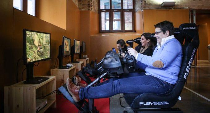 La Diputació se suma al repte de visibilitzar a les 'gamers' espanyoles