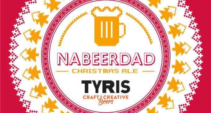 La cerveseria de València Tyris llança Nabeerdad Ale, una cervesa per a despertar el teu esperit nadalenc