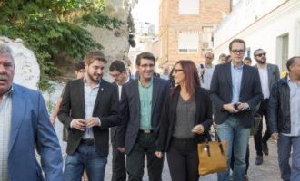 La Diputació acomiada un 2016 marcat per la pluja d'obres sostenibles en els municipis valencians