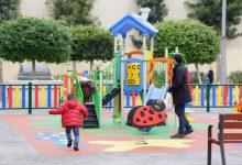 Arranca el plan para dotar de espacios de juego infantil el barrio del Carmen