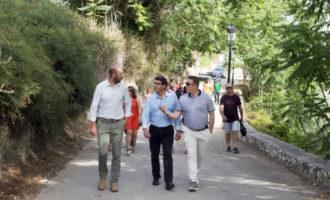 La Diputació injecta 870.000 euros en els municipis de La Safor a través del Pla de Camins i Vials