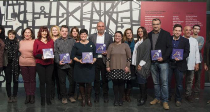 La Diputació de València presenta 'Bressolant', un llibre CD de cançons de bressol