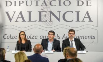 La Diputació injecta 965.000 euros en els municipis de la Canal de Navarrés amb els PPOS