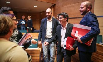 """Pablo Seguí: """"Jorge Rodríguez lidera el pressupost més municipalista de la història de la Diputació aportant 20,6 milions al Fons de Cooperació"""""""