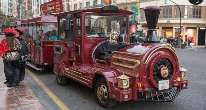 Descobreix València amb el tradicional Trenet de Nadal