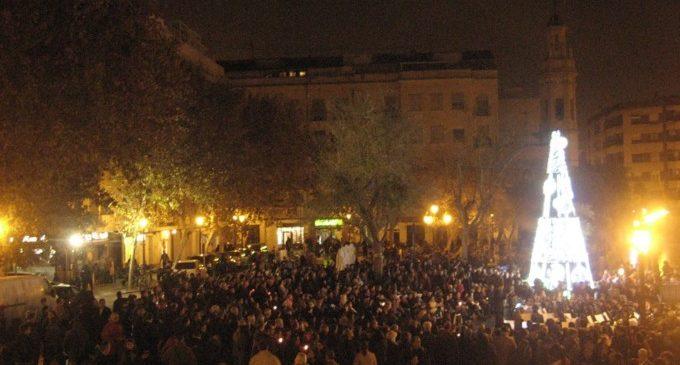 El 'Nadal Solidari' de Patraix ja és tot un clàssic en el barri