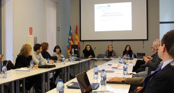 El Consell estudia realitzar un projecte de recerca de regeneració de la costa valenciana amb fons europeus