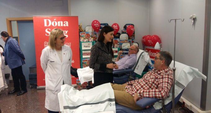 Al setembre, torna el Centre de Transfusió de Sang de la Comunitat Valenciana a Burjassot