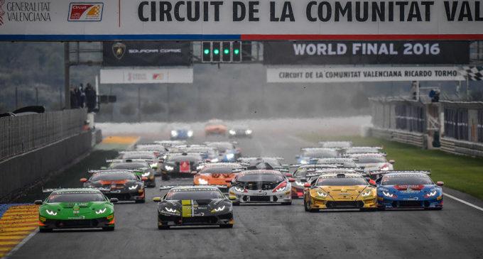 Dennis Lind guanya les Finals Mundials Lamborghini a València