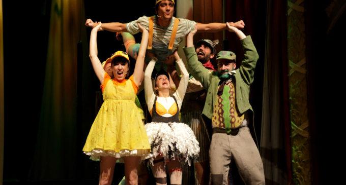 El Teatre Escalante reposa demà 'L'Aneguet Lleig'