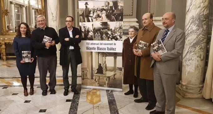 """L'Ajuntament reivindica la figura de Blasco Ibáñez, """"un valencià avançat al seu temps"""""""
