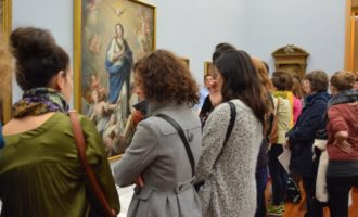El Museu de Belles Arts rep 132.069 visitants durant 2016