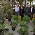 Cebrián destaca en Viveralia el suport de la Generalitat en matèria de sanitat vegetal i internacionalització del sector