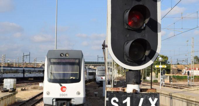 Ferrocarrils de la Generalitat obri el procés de subhasta pública de 18 trens que circulaven a la xarxa de Metrovalencia