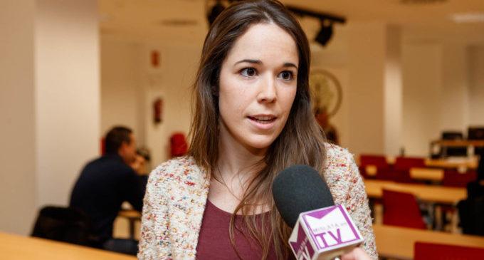 """Ana María Julián: """"Volem que la ciutat siga educadora en el seu conjunt"""""""
