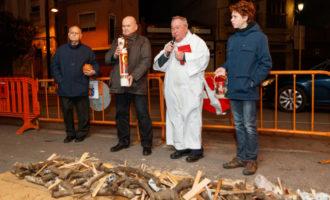 La parròquia de Sant Francisco organitza la tradicional benedicció d'animals de Sant Antoni