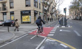 La bicicleta, un element fonamental en l'estratègia de la Diputació per a la vertebració del territori