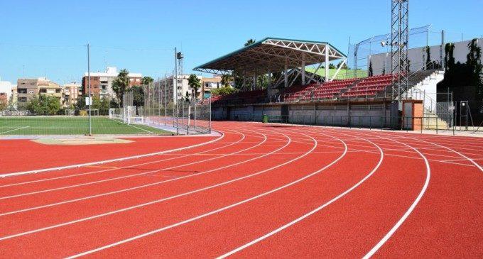 Burjassot acull el Campionat Provincial d'Atletisme de proves combinades i control benjamí-Aleví